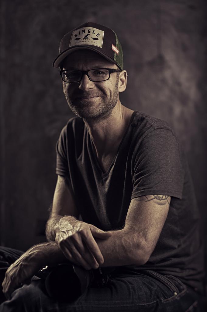 Roman Matejov Porträt Fotograf