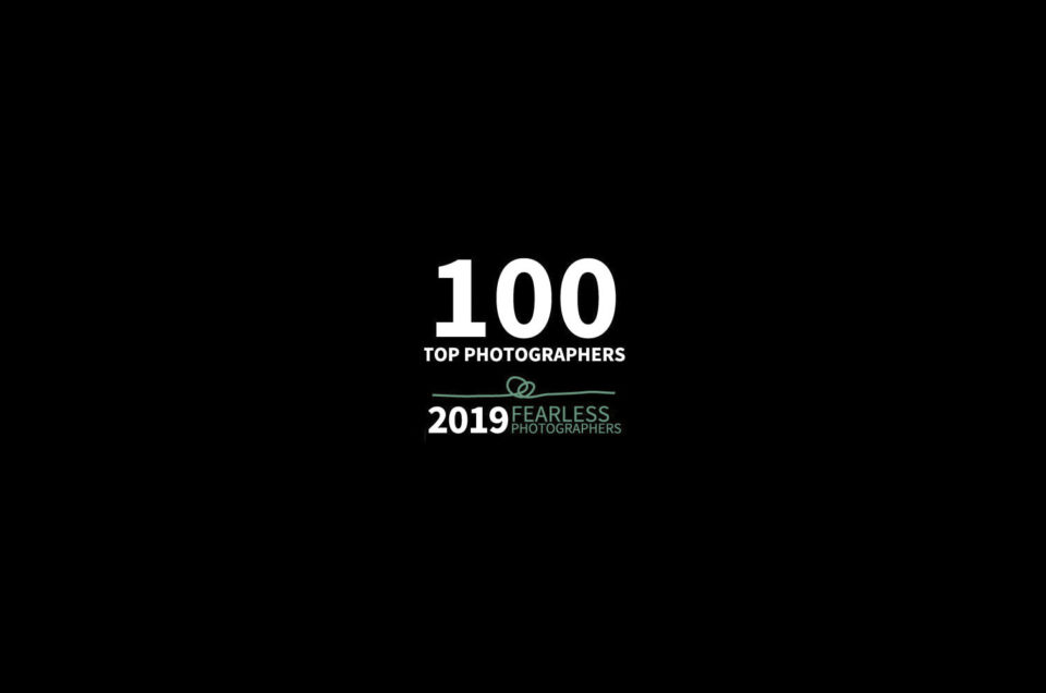 Awards 2019 – Fearless Top 100