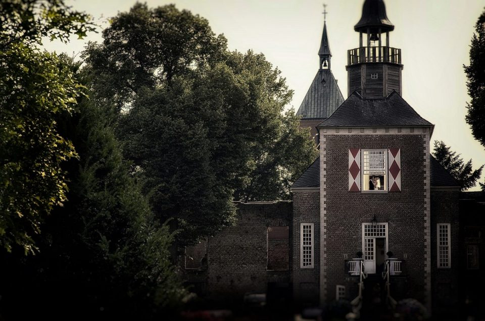 Hochzeit auf dem Schloss HERTEFELD in WEEZE