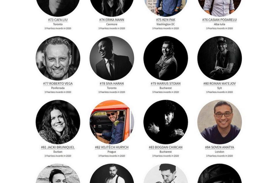 Awards 2020 – Wieder unter Top 100 Weltweit